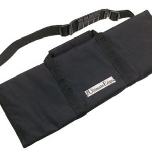 12-PIECE POLYESTER KNIFE ROLL CASE -